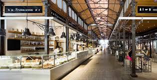 Interior del Mercado de San Miguel