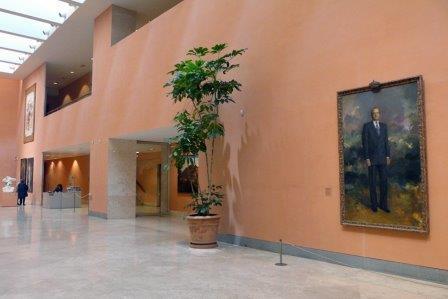 Entrada Museo Thyssen-Bornemisza