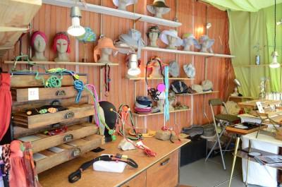 Mercado de la artesanía