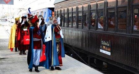 Tren de los Reyes Magos